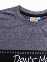 Ciemnoszary t-shirt męski LOONEY TUNES                                                                          zdj.                                                                         12