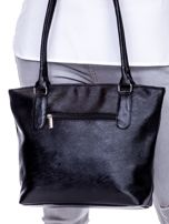 Czarna modułowa torba damska                                   zdj.                                  3