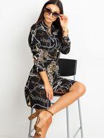 Czarna sukienka Gracia                                  zdj.                                  1