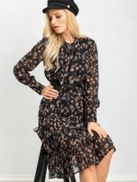 Czarna sukienka Tease                                  zdj.                                  1