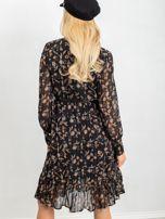 Czarna sukienka Tease                                  zdj.                                  2
