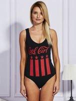 Czarne body COOL GIRL                                  zdj.                                  1