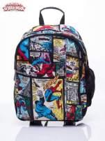 Czarny plecak szkolny MARVEL Spiderman                                                                           zdj.                                                                         1