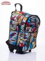 Czarny plecak szkolny MARVEL Spiderman                                                                           zdj.                                                                         3