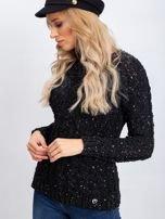 Czarny sweter Attractive                                  zdj.                                  3