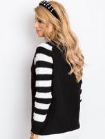 Czarny sweter Independent                                  zdj.                                  2