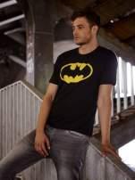 Czarny t-shirt męski BATMAN                                                                          zdj.                                                                         14