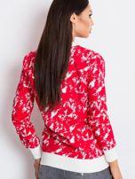 Czerwona bluza Jane                                  zdj.                                  2