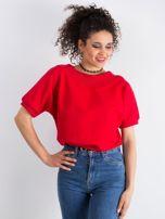 Czerwona bluzka Lemontree                                  zdj.                                  1