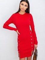 Czerwona sukienka Fabulous                                  zdj.                                  5