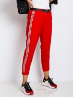 Czerwone spodnie Orinoco                                  zdj.                                  1
