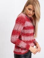 Czerwony sweter Betty                                  zdj.                                  3