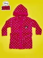 Czerwony szlafrok dla dziewczynki MINNIE MOUSE                                                                          zdj.                                                                         1