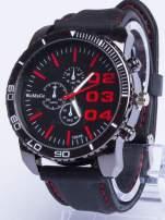 Dla Niego... Świetny sportowy zegarek inspirowany wyścigami GT - duży                                  zdj.                                  1
