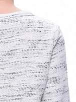 Ecru bluza damska z sówkami                                  zdj.                                  6