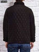 FIRETRAP Czarna pikowana kurtka dla chłopca                                  zdj.                                  8