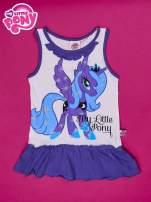 Fioletowa tunika dla dziewczynki MY LITTLE PONY                                  zdj.                                  1