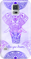 Funny Case ETUI SAMSUNG S5 ELEPHANT                                  zdj.                                  2