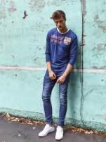Granatowa bluzka męska FC BARCELONA                                  zdj.                                  16