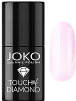 Joko Lakier żelowy do paznokci Touch of Diamond nr 01 10ml