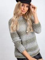 Khaki sweter Broadway                                  zdj.                                  1