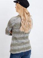 Khaki sweter Fantasy                                  zdj.                                  2