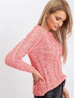 Koralowy sweter Ursula                                  zdj.                                  3