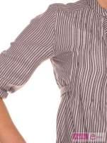 Koszula w paski                                  zdj.                                  4