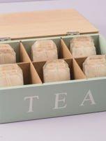 Miętowy pojemnik na herbatę                                  zdj.                                  6