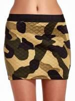 Moro spódnica mini z gumą w pasie                                  zdj.                                  5