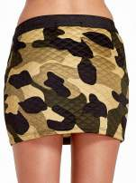 Moro spódnica mini z gumą w pasie                                  zdj.                                  7