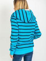 Niebieska bluza Mentality                                  zdj.                                  2