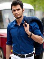 Niebieska koszula męska                                   zdj.                                  1