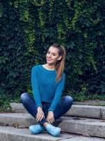 Niebieskie buty sportowe damskie No Limit                                  zdj.                                  5