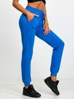 Niebieskie spodnie Faster                                  zdj.                                  3