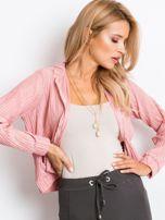 Różowa bluza Amari                                  zdj.                                  5