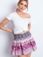 Różowa spódnica Unstructured                                  zdj.                                  5