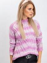 Różowy sweter Madison                                  zdj.                                  6