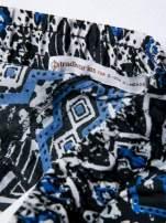 STRADIVARIUS Etniczne spodnie z lejącej tkaniny                                  zdj.                                  3