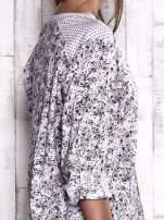 TOM TAILOR Jasnoróżowa koszula z podwijanymi rękawami wzór paisley                                                                          zdj.                                                                         7