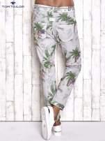 TOM TAILOR Spodnie damskie floral print                                  zdj.                                  2