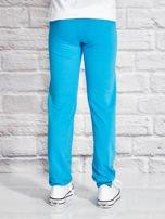 Turkusowe spodnie dresowe dla dziewczynki LITTLE CUTE PONY                                  zdj.                                  2