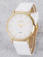 Zegarek damski biały                                  zdj.                                  1