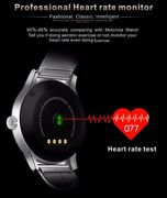 Zegarek smartwatch K88H brązowy Pulsometr Wodoodporny Siri                                  zdj.                                  4