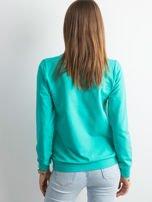 Zielona bluza damska basic                                  zdj.                                  2