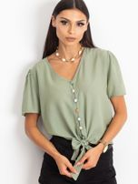 Zielona bluzka Paradise                                  zdj.                                  5