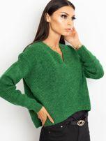 Zielony sweter Touch                                  zdj.                                  3