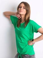 Zielony t-shirt Curiosity                                  zdj.                                  1