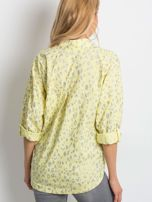 Żółta koszula Stylish                                  zdj.                                  2